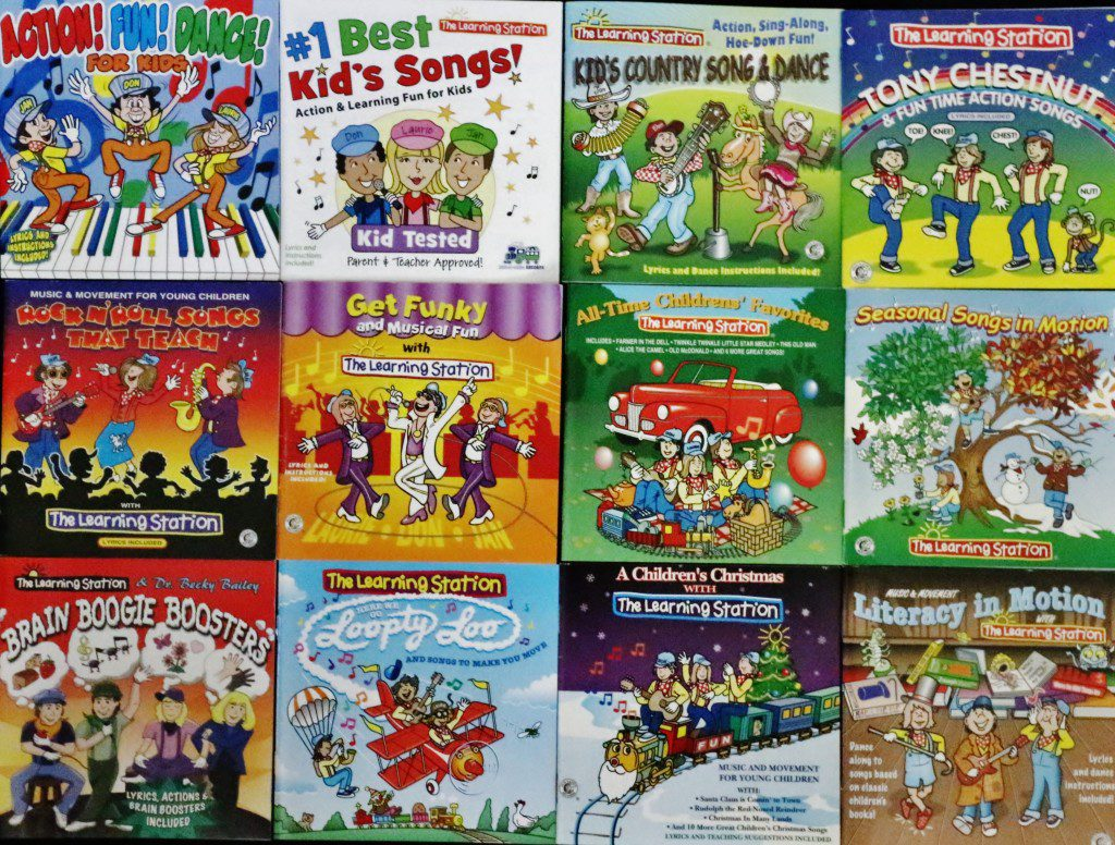 Enter to WIN 12 Learning Station CD's!