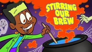 Stirring Our Brew