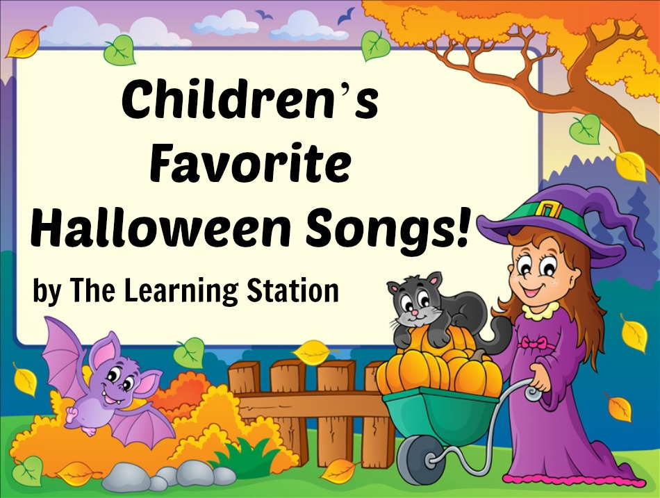 Children'sFavoriteHalloweenSongs