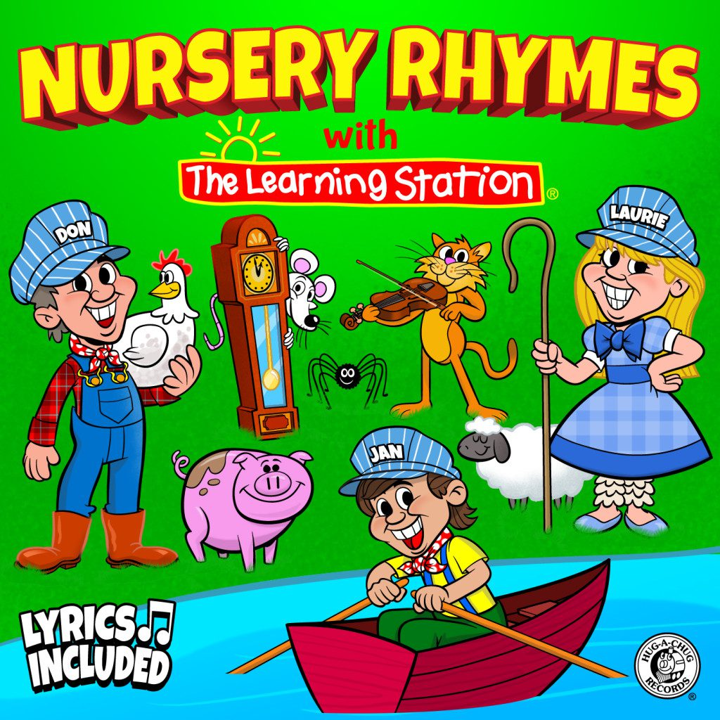 Nursery Rhymes With The Learning
