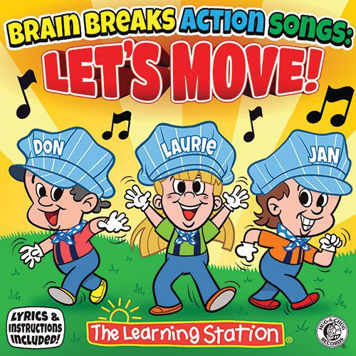 The Learning Station Music Amp Movement For Children