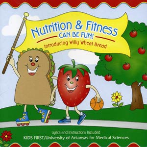 Nutrition and Fitness Can Be Fun