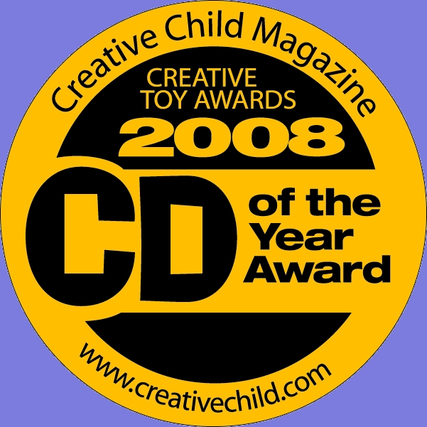 Creative Child Magazine CD of the Year