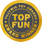Top Fun Gold Award